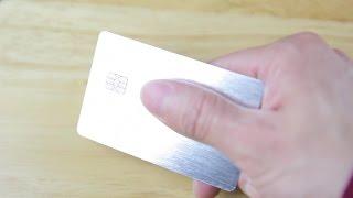 Metal Credit Card Prestige | BeatTheBush