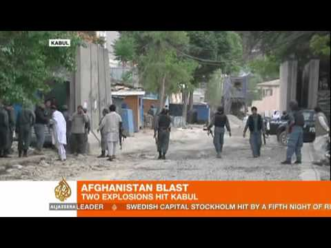Taliban launches deadly attack in Kabul