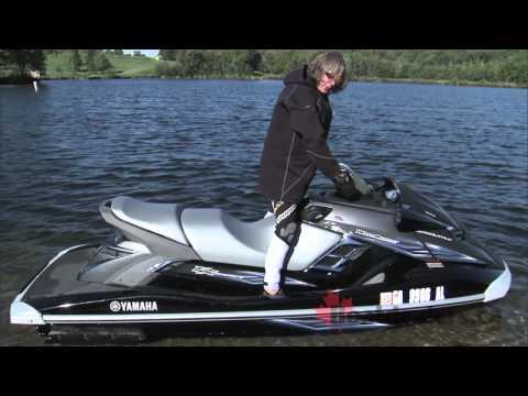 2012 Yamaha FX HO Waverunner PWC Review