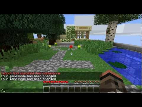 Minecraft - Como instalar Single Player Commands MOD - ESPAÑOL