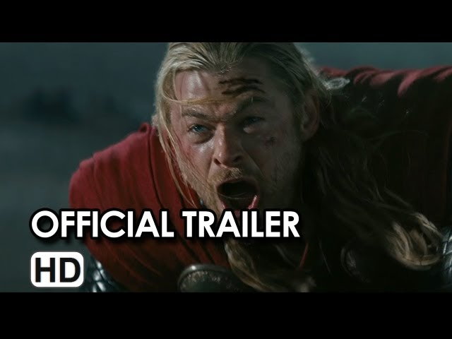 Thor: The Dark World Official Trailer #1 - Chris Hemsworth