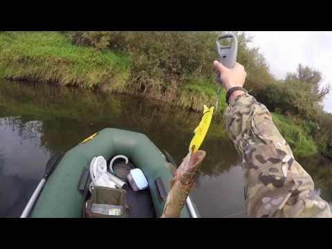 видео рыбалка на угре