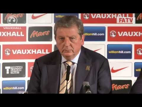 Roy Hodgson on McCarthy, Ferdinand and the England squad vs Republic of Ireland and Brazil
