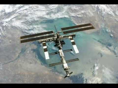 ISS Amateur Radio Recording - 20 November 2006