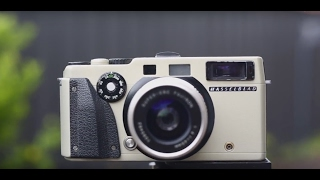 Hasselblad XPan Review