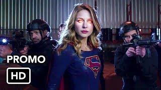 "The CW Sundays - Supergirl & Charmed ""Unite"" Promo (HD)"