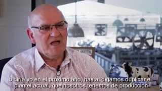 Don Aladino, a la vanguardia en la producción lechera