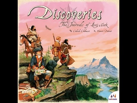 Discoveries review - Board Game Brawl