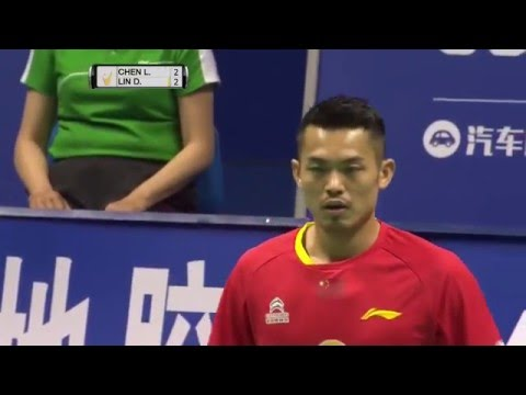 Bonny China Masters 2016 | Badminton F M3-MS | Chen Long vs Lin Dan