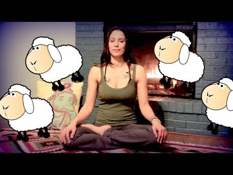 Meditation for SLEEP & STRESS - How To Meditate for Beginners - You Have 4 Minutes - BEXLIFE
