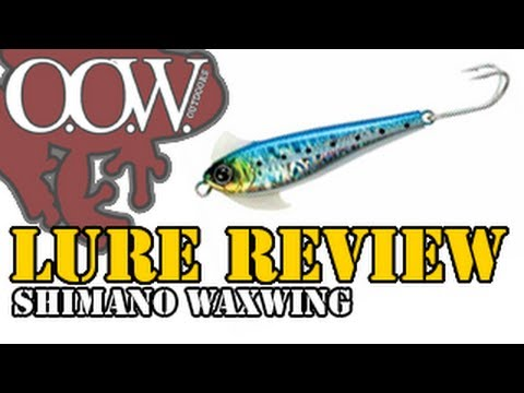 Lure Review: Shimano Waxwing Jig - OOW Outdoors