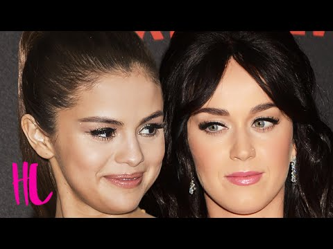 Selena Gomez & Katy Perry Getting Played By Orlando Bloom?