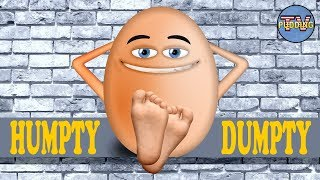 Humpty Dumpty - Sing Along | Kids Songs