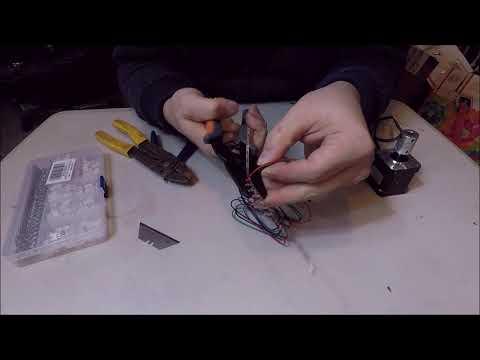 SRM 17:  Swapping Nema Stepper Motor Plug