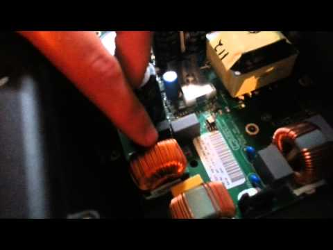 QSC KW181 Amp Module Failure and Repair