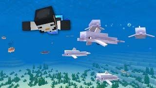 Minecraft Xbox | AQUATIC UPDATE!! [378]