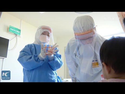 "Coronavirus fight: 34 nurses ""temporary moms"" for 103 isolated children"