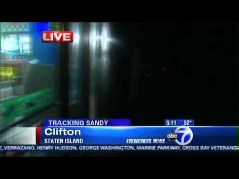 Staten Island flood victims look for relief  | Hurricane Sandy