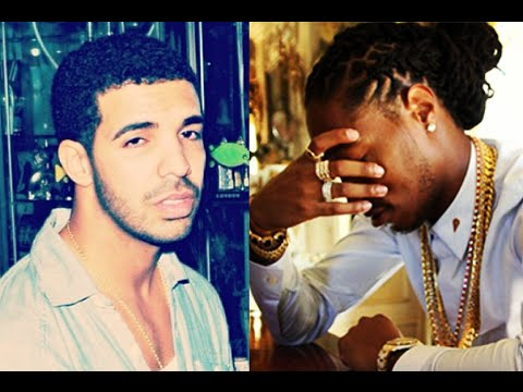 Future and Drake Suffer Historical 81% Drop in Sales from First to Second Week.