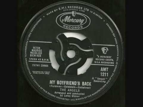 Angels - My Boyfriends Back