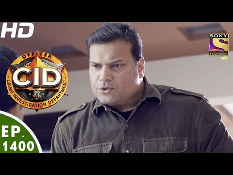 CID - सी आई डी - Kaanch Ke Paar -  Episode 1400 - 8th January, 2017 thumbnail