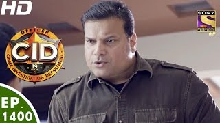 CID   Kaanch Ke Paar  Episode 1400 8th January 2017