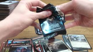 Unboxing Booster pack Shadows over innistrad SOI