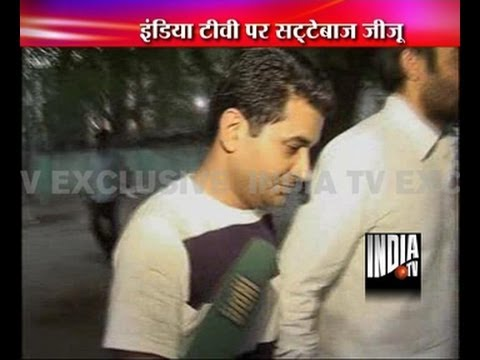 India TV exclusive - Jiju Janardhanan caught on camera