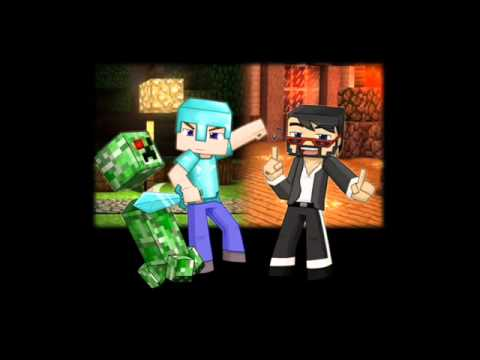 Revenge - A Minecraft Parody of Usher 39s DJ Got Us Fallin 39 in love - Crafted Using Notebloc