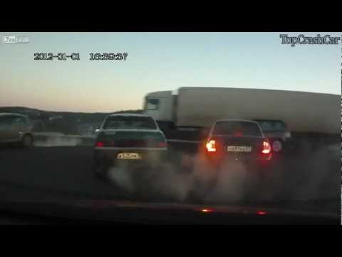 Russian Hard Crash Compilation -Winter of 2013 (Russia)