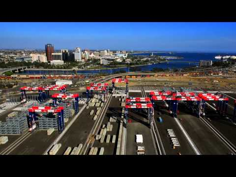 Port of Long Beach Video