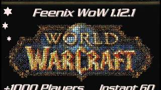 Feenix WoW 1.12.1 Private Server