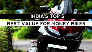 Why These 5 Bikes are the Best Value For Money Bikes ? | Auto Gyann