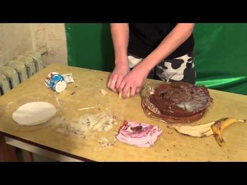 HFM How Fast Make   Приготовление торта 19 видео выпуск Юмор прикол смешное видео супер круто я ржал
