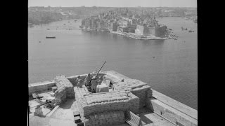 WWII  The Siege of Malta