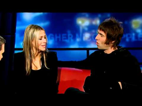 Nicole Appleton and Liam Gallagher on the Music They Play at Home