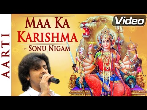Maa Ka Karishma - Song Collections - Sonu Nigam Devotional Hits video