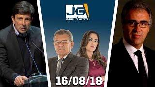 Jornal da Gazeta - 16/08/2018