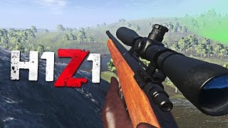 OVERDUE FOR A WIN! | H1Z1 King of the Kill #29