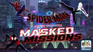 Spider-Man into the Spider-Verse: Masked Missions - Test your Spidey Skills (Nickelodeon Games)
