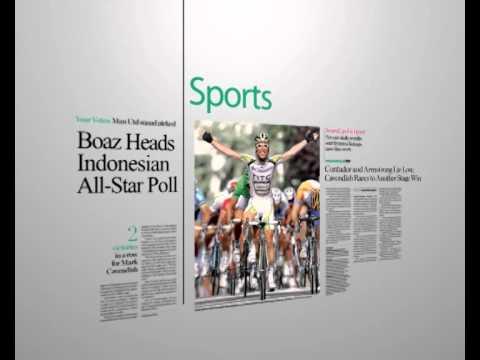 TVC Jakarta Globe