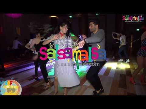 DAMLA & ORHAN (Social Salsa Dancing Videos)