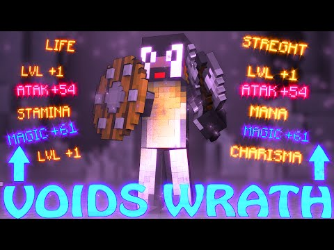 Minecraft Voids Wrath Modded Survival Ep 4 SASQUATCH HUNTERS