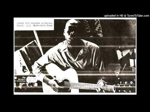 Robert Pete Williams - My Midnight Dream (Portland 1970)