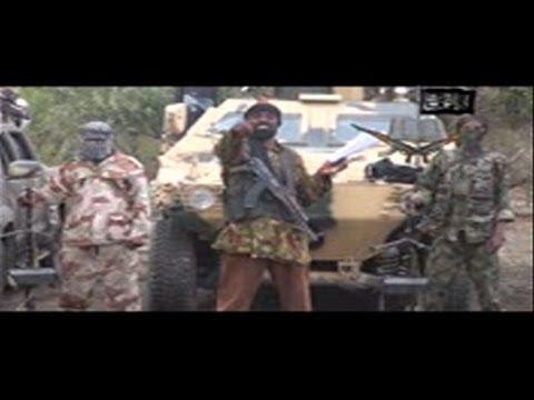 Boko Haram reivindica secuestro masivo de niñas