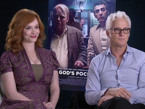Director John Slattery and Christina Handricks Talk 'God's Pocket'
