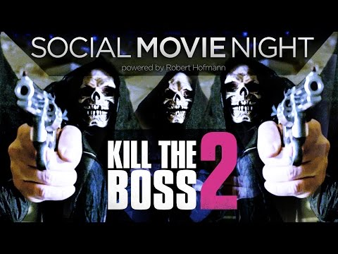 Geiles Community Event - Kill The Boss 2 - Social Movie Night video