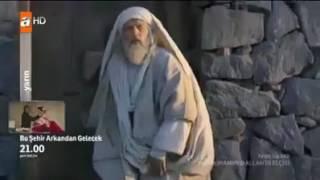 مشهد طيور الابابيل  من فيلم محمد رسول  الله (ص)