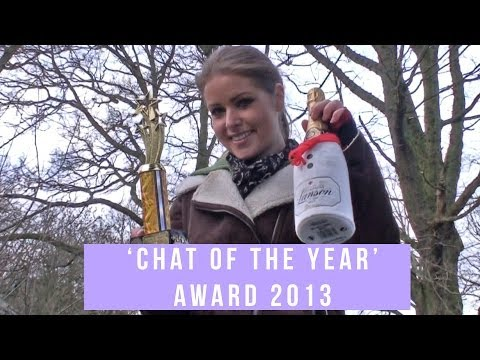 Chat Of The Year  Award 2013 - Shayne Drummond