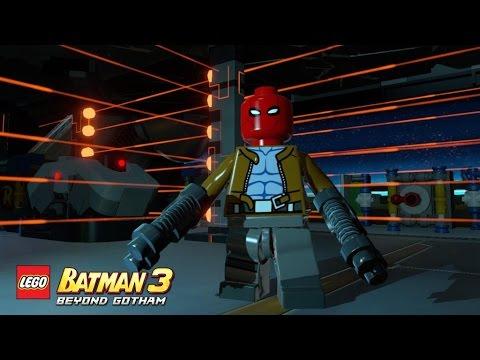 LEGO Batman 3: Beyond Gotham - Character Countdown 4